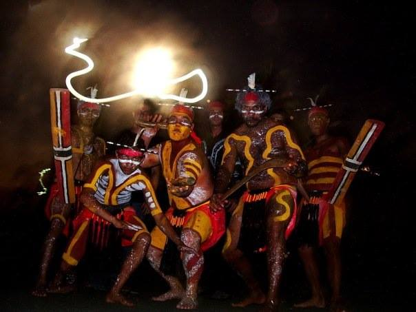 Nunukul Yuggera Aboriginal Dance