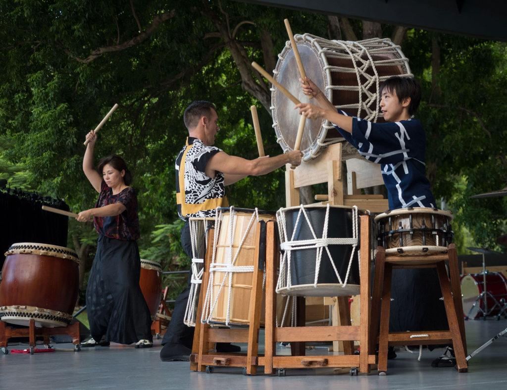 Japanese Drummers Toko Ton